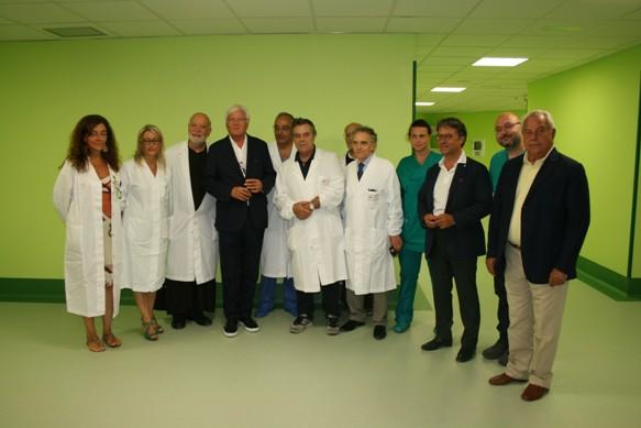 Ospedale L'Aquila: Riapre il delta chirurgico