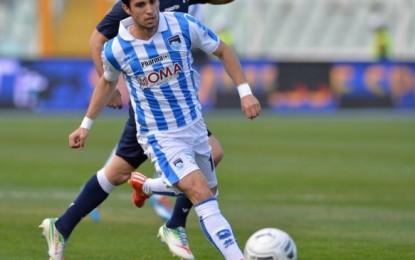 Serie B Pescara Pro Vercelli – Finale 3-1