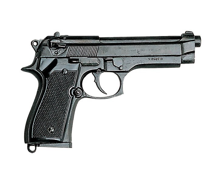 Pistola a Pescara: trovata a Fontanelle