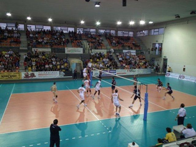 Pallavolo A2/M – Impavida: debutto in casa col Brescia