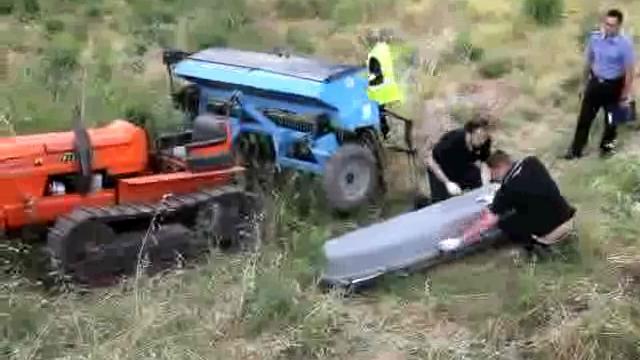Corropoli: muore travolto dal trattore