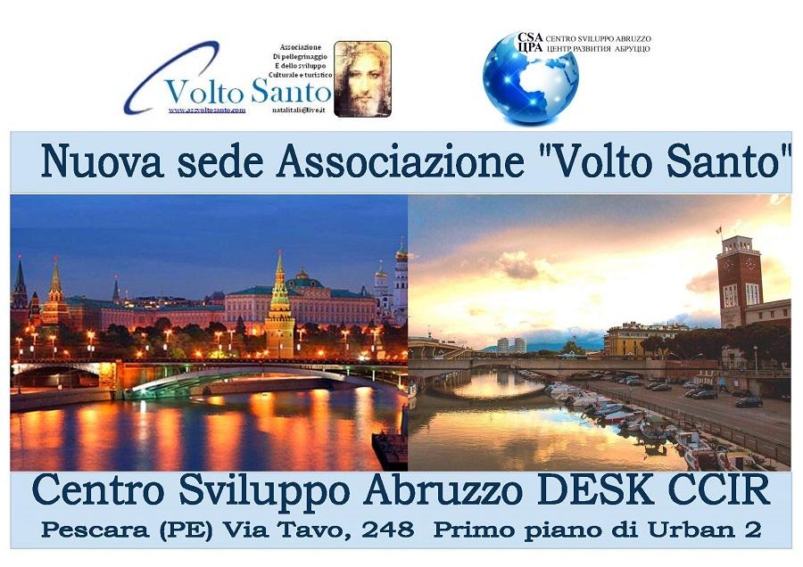 """Pescara: la Russia e il """"Volto Santo"""""""