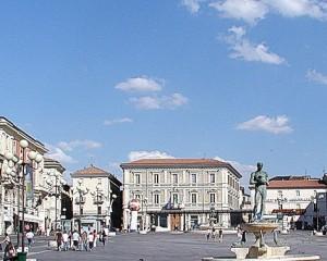 Franceschini, L'Aquila rinasce con la cultura