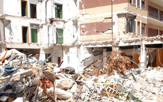 Sisma, chiesti 6 milioni di danni alla Regione e all'Adsu