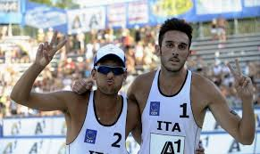Beach Volley: Lupo-Nicolai bene al World Tour