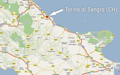 Torino di Sangro: degrado e inquinamento