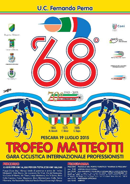 Trofeo Matteotti, novità e promesse