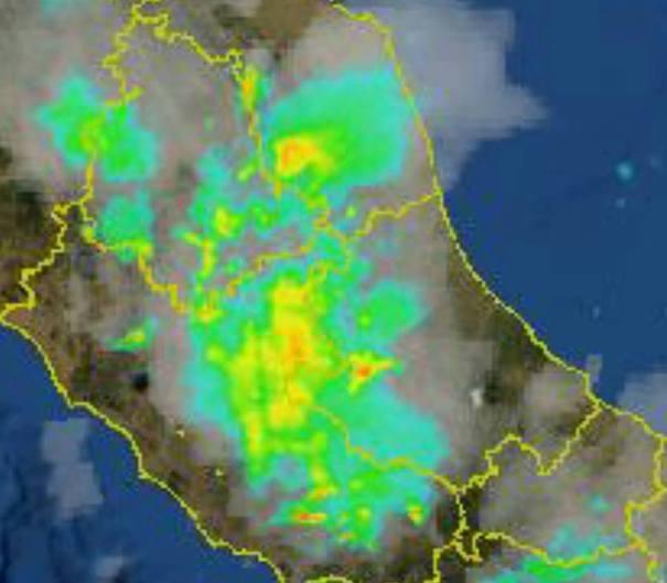 """Abruzzo Meteo: """"Arrivano le piogge"""". Dove e quando"""