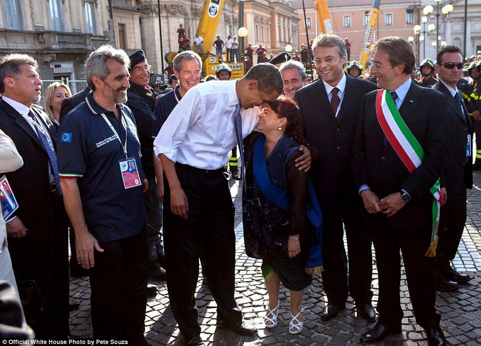 Obama a L'Aquila, il viaggio che rappresenta l'Italia
