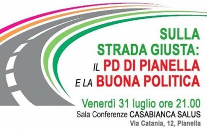 Pd Pianella, venerdì incontro pubblico