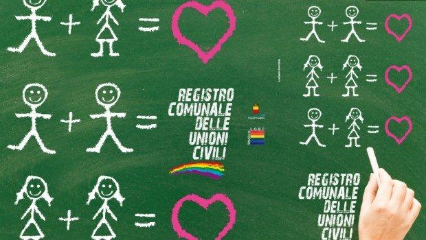 Unioni Civili: a Pescara il registro c'è