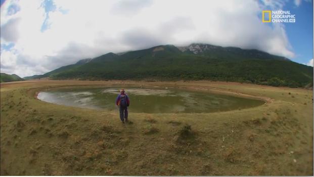 In Abruzzo il meteorite che convertì il mondo