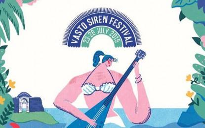 "Torna il ""Vasto Siren Festival 2015″"