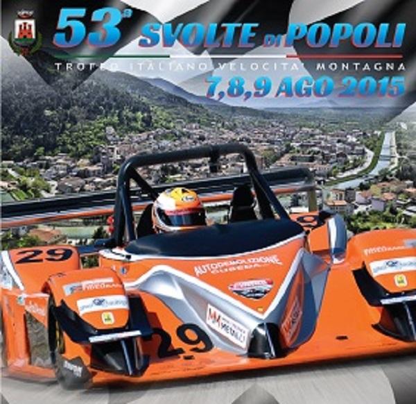 Motori – Svolte di Popoli domani al via la 53^ edizione