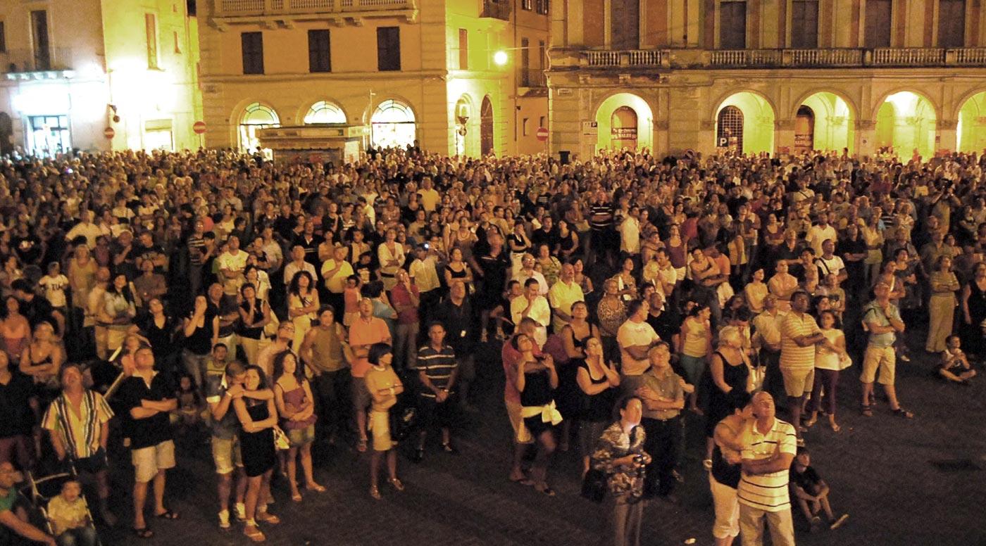 "Chieti, ""salta"" il Buskers Festival"