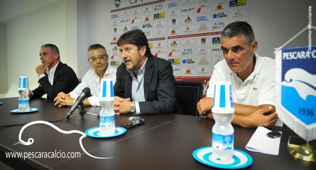 """Pescara calcio, nuova """"casa"""" per i ragazzi del vivaio"""
