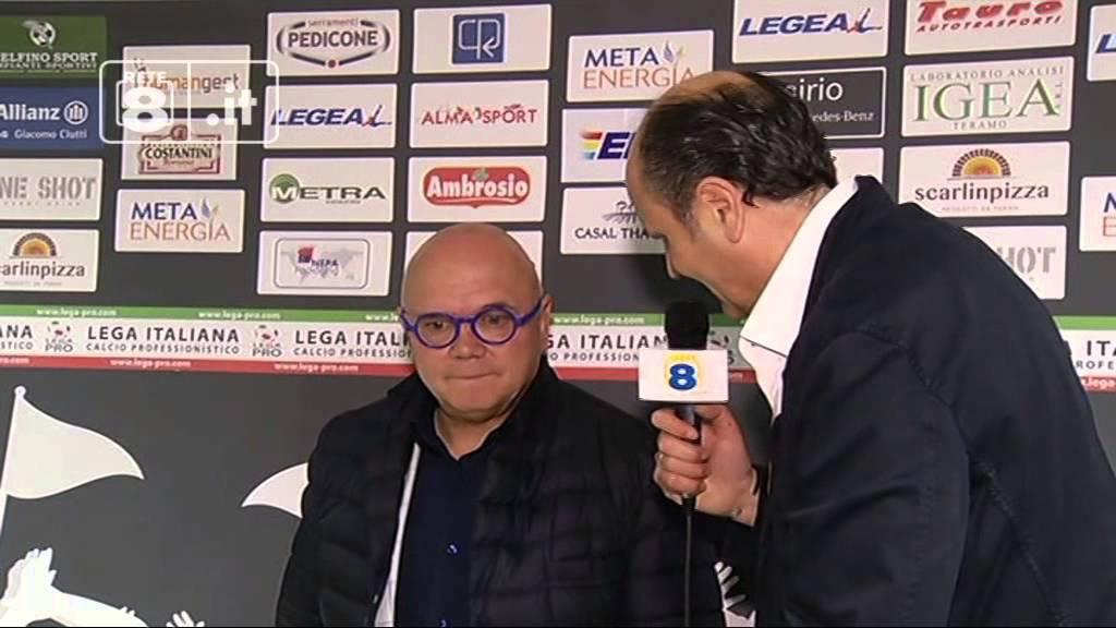 Calcioscommesse: il Teramo vuole la Serie B