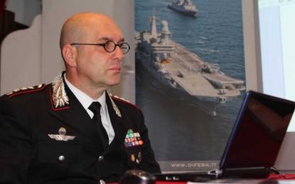 Teramo: Romano nuovo comandante dei carabinieri