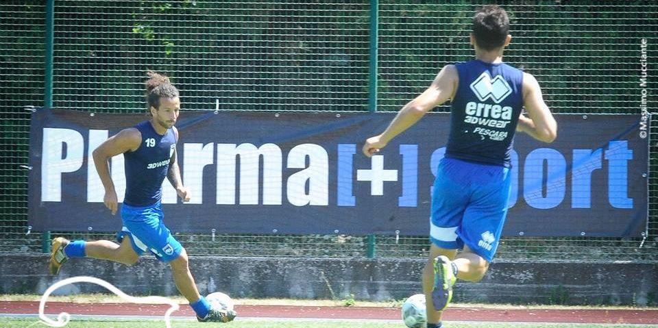 Pescara calcio, altro stop per Esposito
