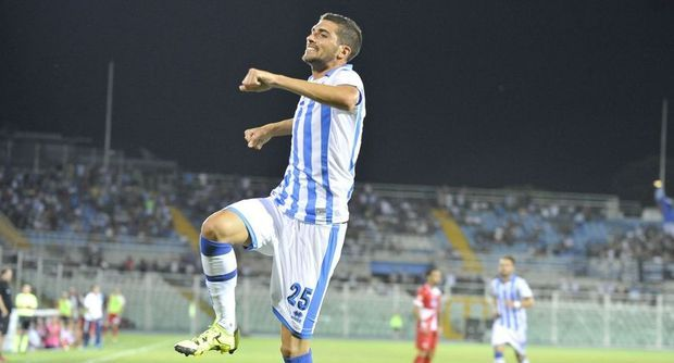 Pescara calcio, si ferma un giocatore