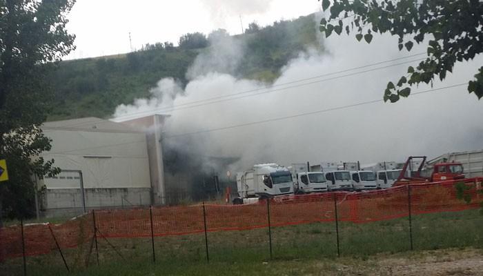 Teramo: Domato incendio a Carapollo