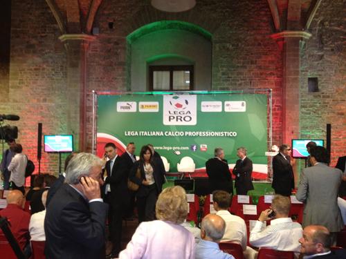 Calendario Lega Pro: L'Aquila esordisce con la Pistoiese