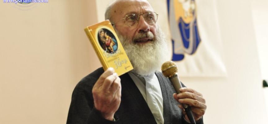 Padre Luciano segnalato a Perugia