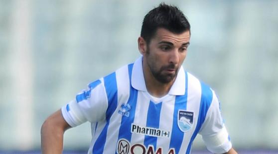 Pescara calcio, nuova squadra per Rossi