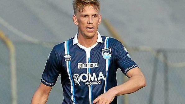 Pescara- Salamon: decisiva la volontà del calciatore