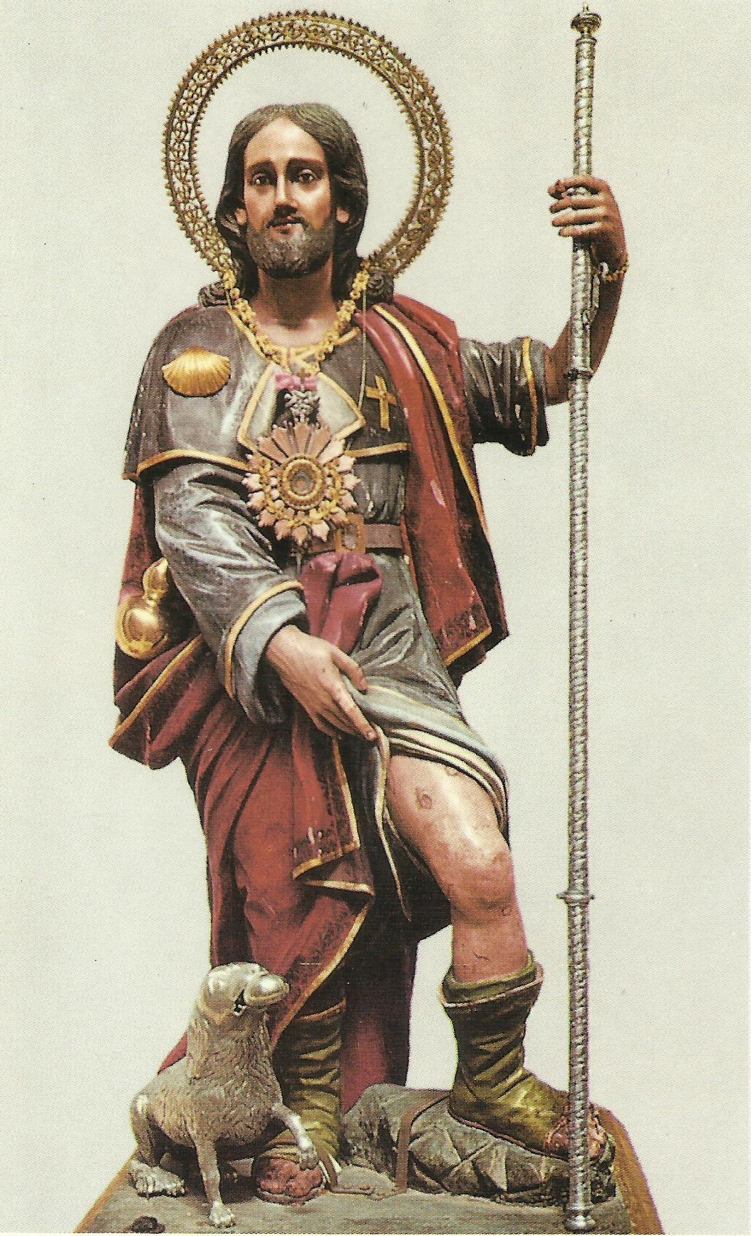 Roccamontepiano: la devozione per San Rocco