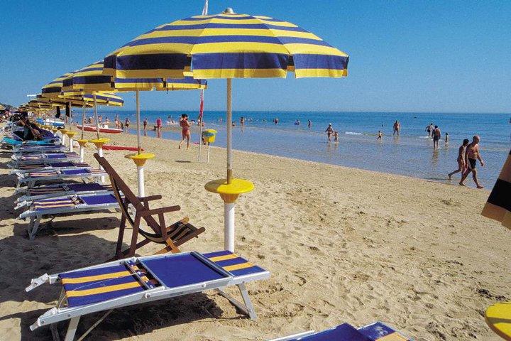 Caldo di fine estate in Abruzzo: Ultimi bagni al mare