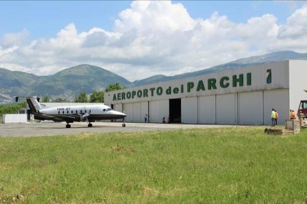 Regione Abruzzo, nuovi fondi per l'Aeroporto dei Parchi