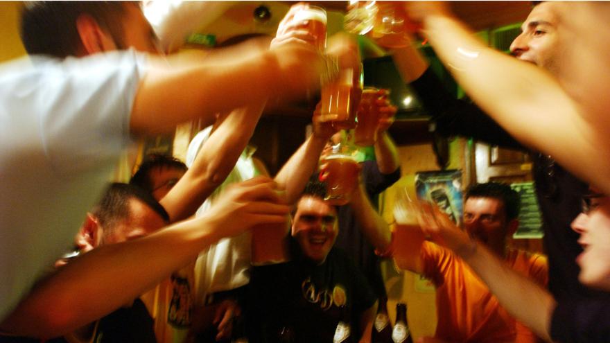 "Pescara: I Nas contro il ""binge-drinking"""
