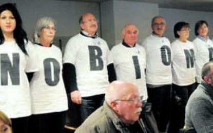 Bazzano: settimana di proteste contro le biomasse