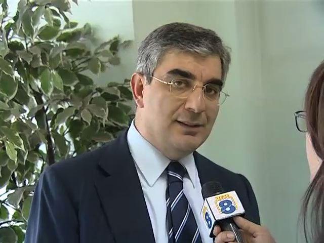 """Porti, D'Alfonso: """" Civitavecchia ci apre ai mercati del Tirreno"""""""