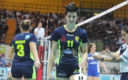 Volley B1 – Ecco la nuova Dannunziana Pe