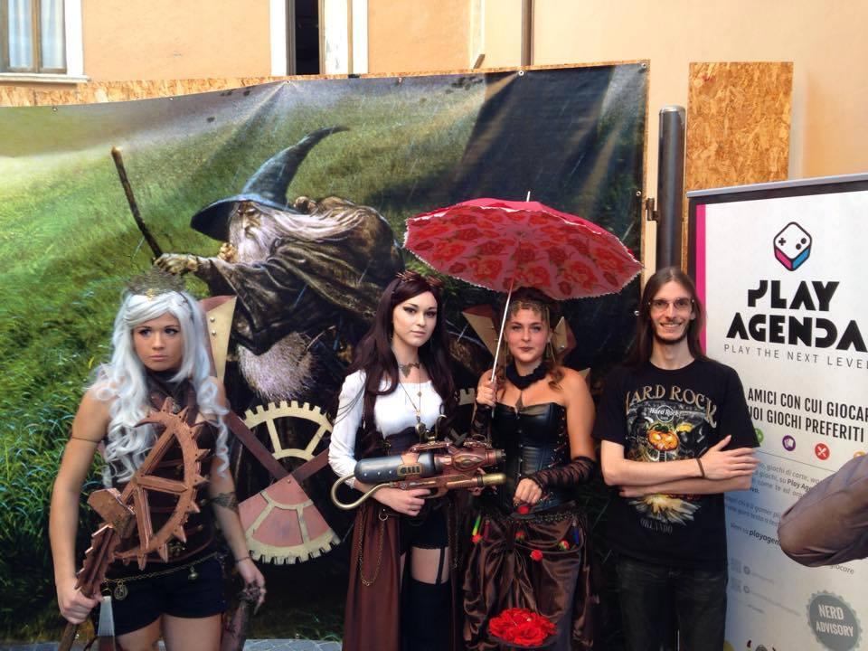 L'Aquila, tutti pazzi per il fantasy