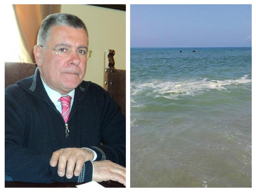 Mare inquinato a Pescara: esposto in Procura