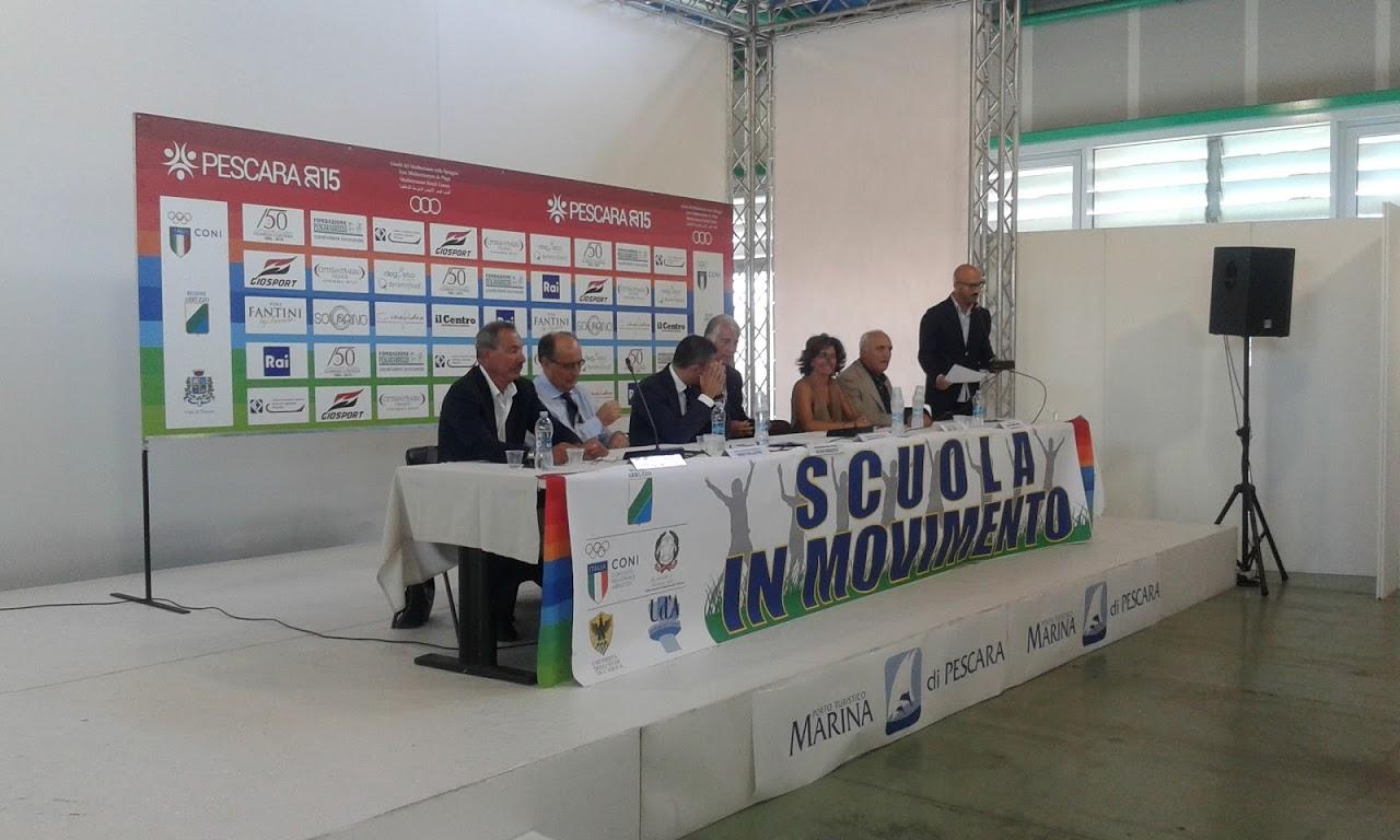Abruzzo, Coni e Miur, insieme contro l'obesità infantile