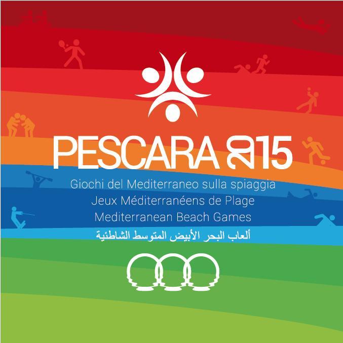 Pescara 2015: Test Event con il beach volley