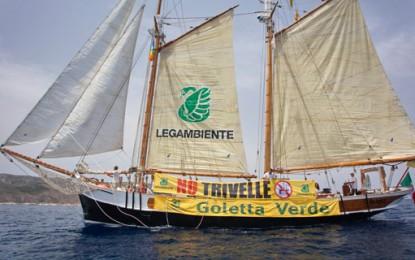 Mare inquinato: Abruzzo maglia nera Goletta Verde