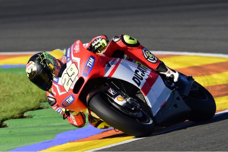 MotoGp : Iannone e il profumo del podio
