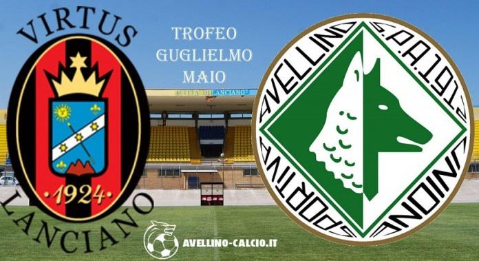 Trofeo Maio: Lanciano-Avellino alle 20,30
