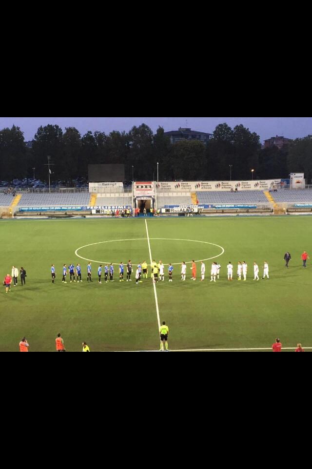 Aggiornamenti in diretta partita Novara – L'Aquila