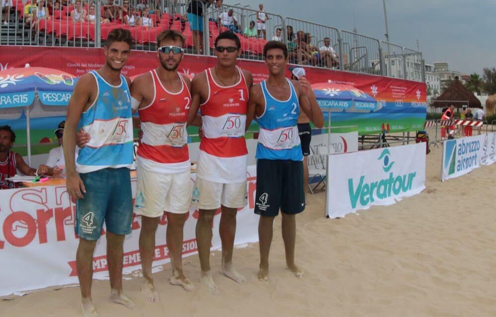 Beach Volley, ai francesi il test event Pescara 2015