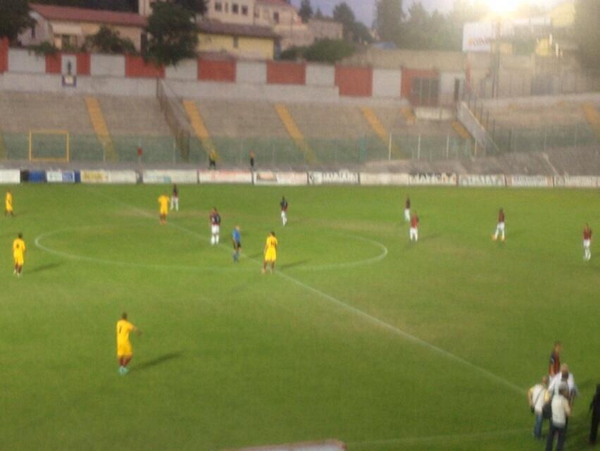Aggiornamenti Tim Cup L'Aquila – Arezzo