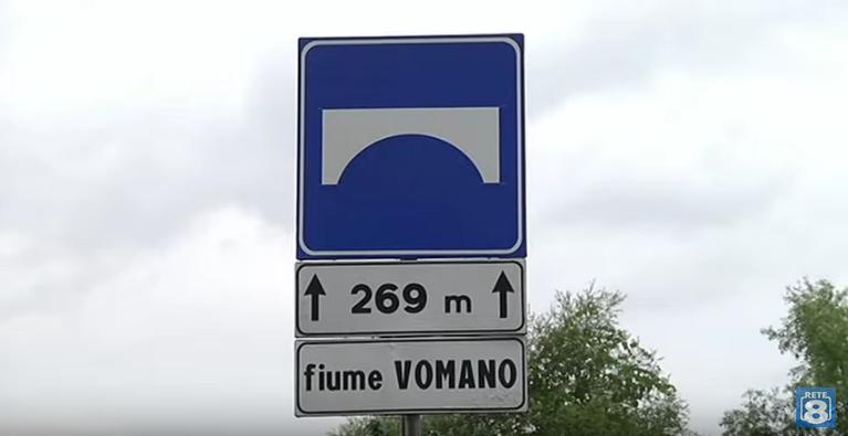 Inquinamento Abruzzo: sversamento di acque nere nel Vomano