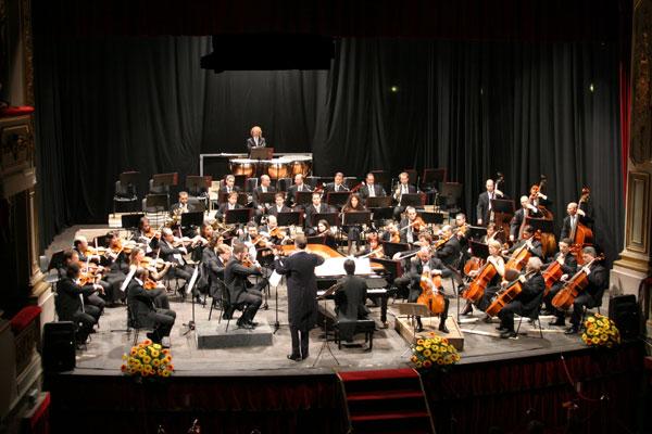 L'Aquila, ieri l'ultimo concerto dell'Isa