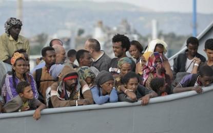 Altri immigrati in Abruzzo in arrivo da Reggio Calabria