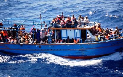 Presidio su emergenza profughi e immigrati